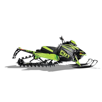 2018 Arctic Cat M8000 Mountain Cat  153""