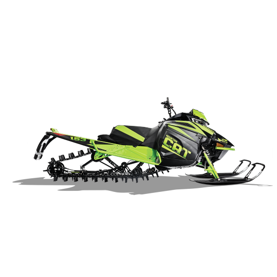 2018 Arctic Cat M8000 Mountain Cat  162""