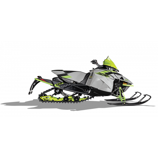 2018 Arctic Cat Early Release ZR 8000 Sno Pro ES 137""