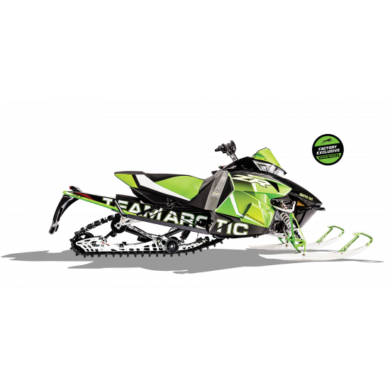 2017 Arctic Cat ZR 8000 RR 137""