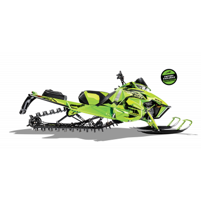 2017 Arctic Cat M8000 Mountain Cat 153""