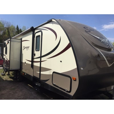 2015 Surveyor 265RLDS - Garantie 5 ans