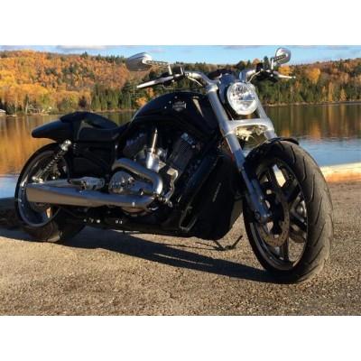 2014 Harley-Davidson V-Rod Muscle BLACK