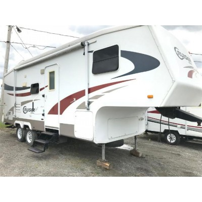 2007 Fifthwheel Cruiser 24SD