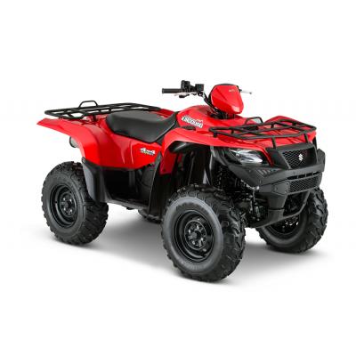 2018 Suzuki Kingquad 500 DAE