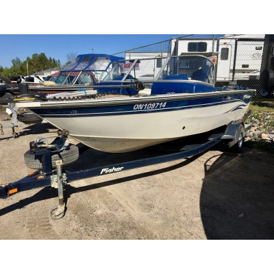 2006 Fisher Hawk 170 WS