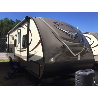 2015 Surveyor 294QBLE