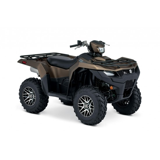 2019 SUZUKI KINGQUAD LT-A750XPZS DIRECTION ASSISTÉE