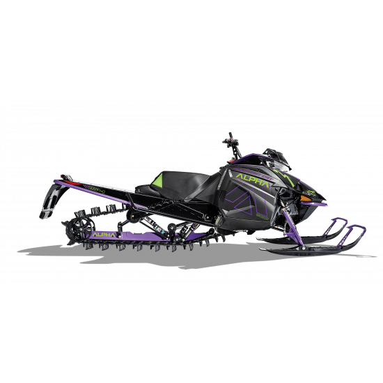 2019 ARCTIC CAT M 8000 MOUNTAIN CAT ALPHA ONE (154)