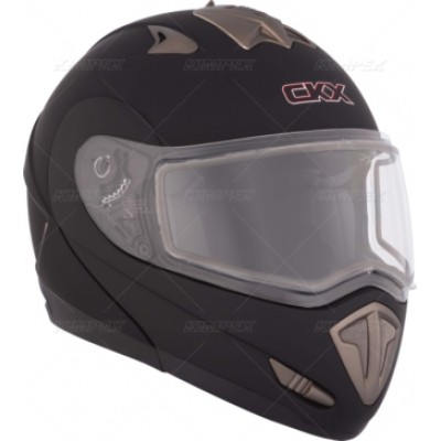 Casque Modulaire Tranz-E, hiver CKX (to be translated)