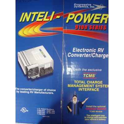Convertisseur de courant Intelli-Power