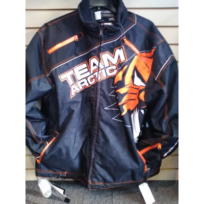 Manteau Pride orange d'Arctic Cat 5250-214, 5250-216