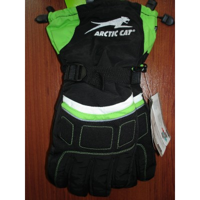 Gants Backcountry Vert d'Arctic Cat