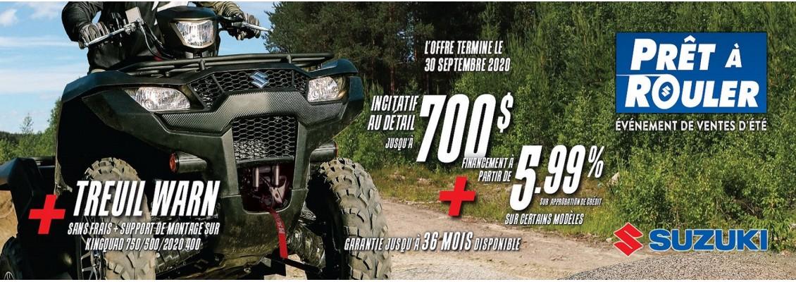 Suzuki VTT