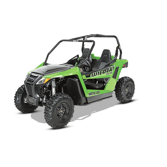 2018 Arctic Cat Wildcat Trail