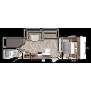 2020 Wildwood X-Lite 263BHXL