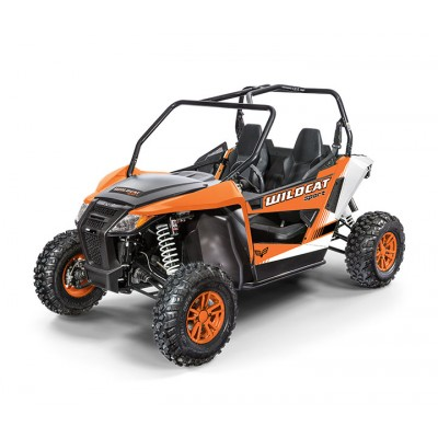 2018 Arctic Cat Wildcat Sport XT